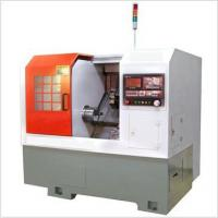 Buy cheap Ck7130b High Speed Thread Processing Equipment, Semiautomatic Slant Bed CNC Lathe Machine from wholesalers