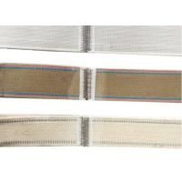 Buy cheap Polyamide Covered Yarn Bed Sheet Felt Belt / Folder Elastic Stretch Belting from wholesalers