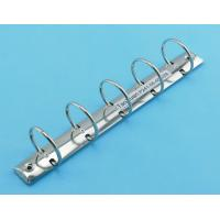 Buy cheap new products metal nickle 5 ring binder mechanism for file folders from wholesalers