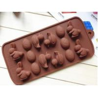 Buy cheap New arrival lovely shaped silicone Bakery Moulds,silicone cake mold,ice block moulds from wholesalers