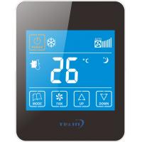 Buy cheap Low Consumption Touch Screen HVAC Fan Coil Unit Room Thermostats from wholesalers