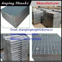 Buy cheap Steel grating prices steel grating steel serrated grating from wholesalers