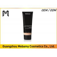 Buy cheap Leg / Body Makeup Liquid Mineral Foundation SPF 25 Medium Coverage Long Lasting from wholesalers