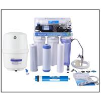 Buy cheap 50GPD 5 Stages Undersink Alkaline RO Water Purifier Water Filter System from wholesalers