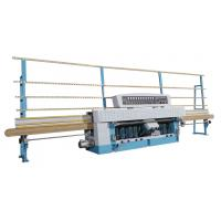 China 10 Spindles Laminated Glass Edging Machine with 45 Angle Range,Glass Straight Line Glass Edging Machine on sale