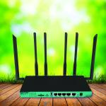 Buy cheap MT7621A M.2 Interface 5G 1200Mbps Gigabit Wireless Router from wholesalers