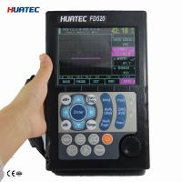 Buy cheap FD520 digital ultrasonic flaw detector , ultrasonic flaw detection equipment dust proof from wholesalers