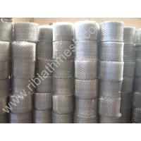 Buy cheap Expanded Metal Brickwork Reinforcement Mesh Steel For Concrete Masonry from wholesalers