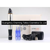 Buy cheap Black And Silver Dr Pen Auto Microneedle System Machine Electric Vibrating Pen from wholesalers