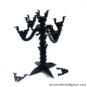 Buy cheap CH (15) Modern clear acrylic candelabra product
