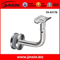 Buy cheap JINXIN stainless steel glass fixing bracket for stair handrail product
