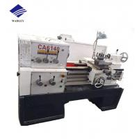 Buy cheap 7.5kw Manual Lathe Machine Strong Cutting High Frequency Quenching Compact Structure from wholesalers