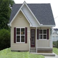 Buy cheap DIY miniature house prefabricated house light steel frame building from wholesalers