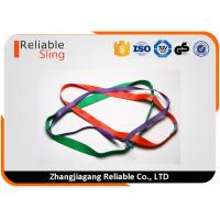 Buy cheap Portable Single Multiple Size Endless Webbing Sling Polyester endless web slings from wholesalers