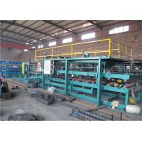 Buy cheap 32KW Sandwich Panel Production Line , Rockwool Sandwich Panel Machine Line EPS from wholesalers