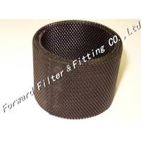 Buy cheap Epoxy Coated Black Wire Mesh / Epoxy Wire Cloth Customized from wholesalers