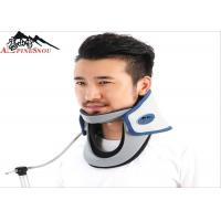 China Medical Neck Support Brace / Cervical Collar Sleeping Adjustable Size on sale