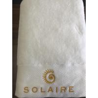Buy cheap Hotel luxury cotton bath towel 70x140cm for 5 star hotels from wholesalers