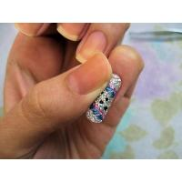 Buy cheap Hot &Fashionable 3d Nail Sticker from wholesalers