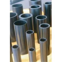 Buy cheap X65 , X70 , X80 ERW Black Steel Pipe With Protective Coatings , Structural Steel Pipe ERW from wholesalers