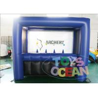 Buy cheap 0.55 PVC Archery Inflatable Games Laser Tag Shooting Sport Safe Dart Board from wholesalers