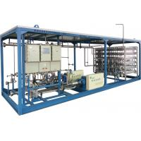 LNG Filling Pump Skid Mounted Equipment With Simple Operation 5-60m3/h