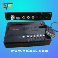Buy cheap DiSEqC 1.0 / 1.2 DVB-S / MPEG-2 FTA DVB-S ISDB-T Set Top Box from wholesalers
