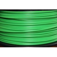 Buy cheap Light Green ABS Plastic Filament 1.75mm 3.0mm For 3D Printer , Durable product