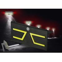 Buy cheap IP65 PIR Solar Powered Motion Lights , Outdoor Solar Wall Lights Zero Electrical Bill from wholesalers