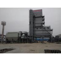 Buy cheap 260 Tph Conveyor Belt 45 KW Burner Fan Asphalt Batch Plant 875L / Min Bitumen Pump product