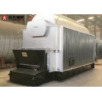 Buy cheap 10 Tph Wood Chips Fired Steam Boiler , Wood Pellet Boiler For Paper Process Industry from wholesalers