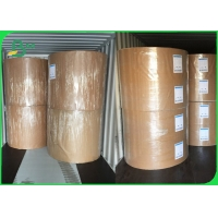 Buy cheap 200gsm Food Grade Virgin Kraft Paper Rolls For Lunch Container from wholesalers