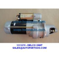Buy cheap 10465407, 10479621, 1113276 - DELCO 28MT NEW STARTER 12V MOTORES DE ARRANQUE from wholesalers