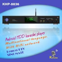 Buy cheap Multifunctional HD KTV karaoke machine with HDMI, Insert Coin,USB add songs from wholesalers