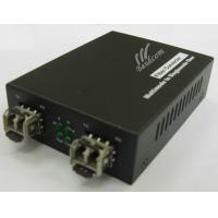 Buy cheap 155M or 1.25G MM to SM multimode to single mode SFP fiber mode converter from wholesalers