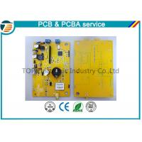 Buy cheap Single Sided PCB Assembly Services GPS Tracking For GPS Module from wholesalers