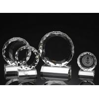 Buy cheap 3d laser crystal award/ovation deluxe crystal award/2d laser engraving crystal award from wholesalers