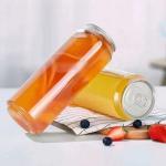 Buy cheap Pet Plastic Beverage Bottles Juice Can 500ml Food Grade Bpa Free Labels from wholesalers