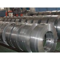Buy cheap Slit Hot Rolled Steel Sheet Strips SS400 Hot Dipped Galvanized Steel Coils from wholesalers