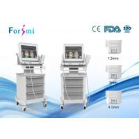 Buy cheap Anti-wrinkle & skin tightening focused ultrasound hifu portable multifunction beauty equipments from wholesalers