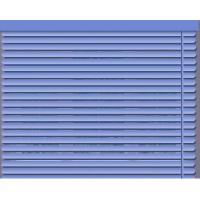 Buy cheap Insulated Windows In Glass BlindsWaterproof Sun Shade Easy Install from wholesalers