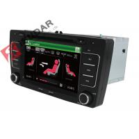 Buy cheap SKODA Octavia Car DVD Player for VW 7 Inch 2 Din Gps Bluetooth Car Stereo With Hand Brake Control from wholesalers