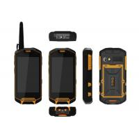 Buy cheap QHD LCD Rugged Dual Sim Waterproof Smartphone Generation Gorilla Glass from wholesalers