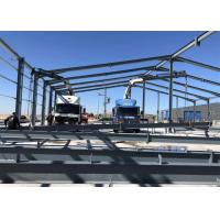 Buy cheap Large Project Light Steel Structure Warehouse For Construction Site Anti Seismic from wholesalers
