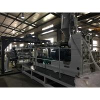 Buy cheap High Impact Resistance PET Sheet Extrusion Line With Exhaust System High Efficiency from wholesalers
