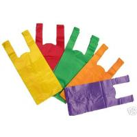 Buy cheap Colorful And Eco-Friendly Disposable Dog Poop Bags In Roll from wholesalers