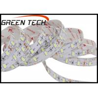 Buy cheap FPC / PCB Exterior LED Strip Lighting , 120 Degree Colored LED Light Strips from wholesalers