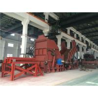 Buy cheap 380V 3Phase Steel Scrap Shredder Machine , 400 - 4500 Ton Nominal Force from wholesalers