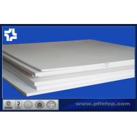 Buy cheap PTFE Resin Teflon Pfte Sheet Square Molded Sheet For High Temperature from wholesalers