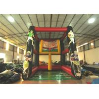 Buy cheap High inflatable rugby ball sport game competitive inflatable ball sport game for sale from wholesalers